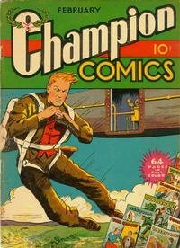Cover Thumbnail for Champion Comics (Worth Carnahan, 1939 series) #4