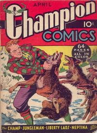 Cover Thumbnail for Champion Comics (Worth Carnahan, 1939 series) #6