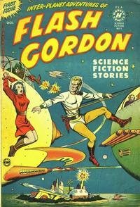 Cover Thumbnail for Flash Gordon (Harvey, 1950 series) #1