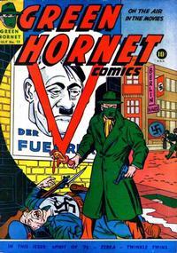 Cover Thumbnail for Green Hornet Comics (Harvey, 1942 series) #13