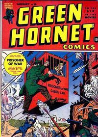 Cover Thumbnail for Green Hornet Comics (Harvey, 1942 series) #16