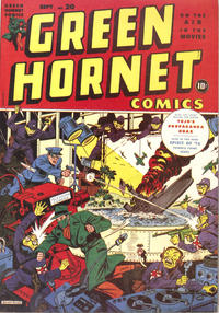 Cover Thumbnail for Green Hornet Comics (Harvey, 1942 series) #20