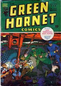 Cover Thumbnail for Green Hornet Comics (Harvey, 1942 series) #23