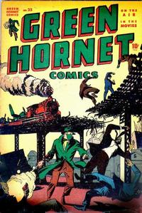 Cover Thumbnail for Green Hornet Comics (Harvey, 1942 series) #25
