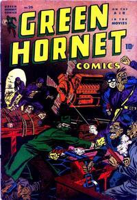 Cover Thumbnail for Green Hornet Comics (Harvey, 1942 series) #26
