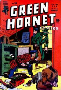 Cover Thumbnail for Green Hornet Comics (Harvey, 1942 series) #28