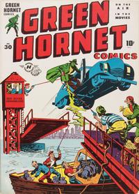 Cover Thumbnail for Green Hornet Comics (Harvey, 1942 series) #30