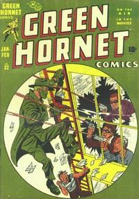 Cover Thumbnail for Green Hornet Comics (Harvey, 1942 series) #32