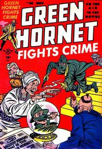 Cover Thumbnail for Green Hornet Comics (Harvey, 1947 series) #36