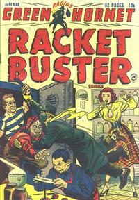 Cover Thumbnail for Green Hornet, Racket Buster (Harvey, 1949 series) #44