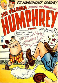 Cover for Humphrey Comics (Harvey, 1948 series) #1