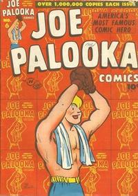 Cover for Joe Palooka Comics (Harvey, 1945 series) #6