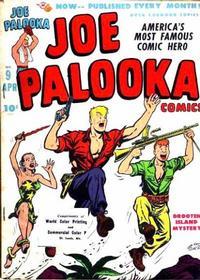 Cover Thumbnail for Joe Palooka Comics (Harvey, 1945 series) #9