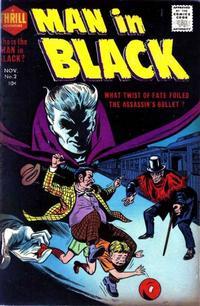 Cover Thumbnail for Man in Black (Harvey, 1957 series) #2