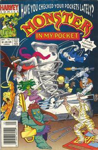 Cover Thumbnail for Monster in My Pocket (Harvey, 1991 series) #1