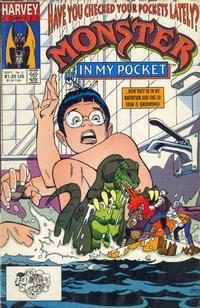 Cover Thumbnail for Monster in My Pocket (Harvey, 1991 series) #3
