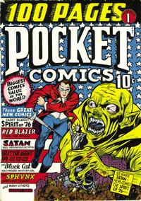 Cover Thumbnail for Pocket Comics (Harvey, 1941 series) #1