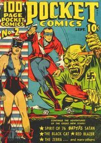 Cover Thumbnail for Pocket Comics (Harvey, 1941 series) #2