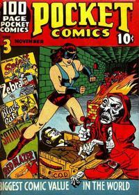 Cover Thumbnail for Pocket Comics (Harvey, 1941 series) #3