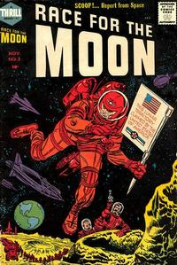 Cover Thumbnail for Race for the Moon (Harvey, 1958 series) #3