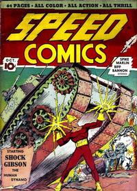 Cover Thumbnail for Speed Comics (Brookwood, 1939 series) #1