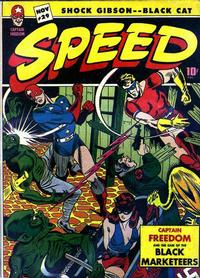 Cover Thumbnail for Speed Comics (Harvey, 1941 series) #29