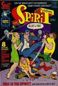 Cover Thumbnail for The Spirit (Harvey, 1966 series) #1