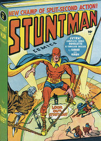 Cover Thumbnail for Stuntman (Harvey, 1946 series) #1