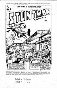 Cover Thumbnail for Stuntman (Harvey, 1946 series) #3
