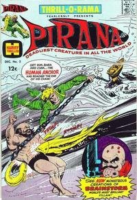 Cover Thumbnail for Thrill-O-Rama (Harvey, 1965 series) #3