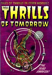 Cover Thumbnail for Thrills of Tomorrow (Harvey, 1954 series) #18