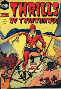 Cover Thumbnail for Thrills of Tomorrow (Harvey, 1954 series) #19