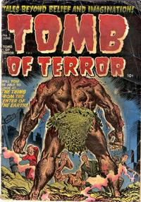 Cover Thumbnail for Tomb of Terror (Harvey, 1952 series) #1