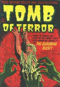 Cover Thumbnail for Tomb of Terror (Harvey, 1952 series) #2