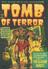 Cover Thumbnail for Tomb of Terror (Harvey, 1952 series) #4