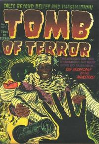 Cover Thumbnail for Tomb of Terror (Harvey, 1952 series) #5