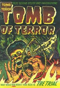 Cover Thumbnail for Tomb of Terror (Harvey, 1952 series) #10