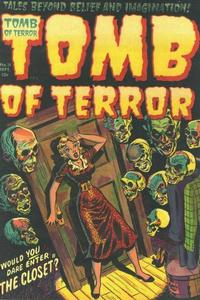 Cover Thumbnail for Tomb of Terror (Harvey, 1952 series) #11
