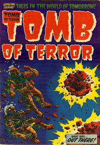 Cover Thumbnail for Tomb of Terror (Harvey, 1952 series) #13