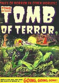 Cover Thumbnail for Tomb of Terror (Harvey, 1952 series) #16