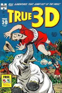 Cover Thumbnail for True 3-D (Harvey, 1953 series) #1
