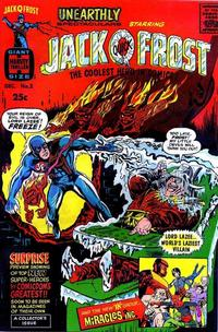Cover Thumbnail for Unearthly Spectaculars (Harvey, 1965 series) #2