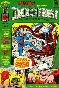 Cover Thumbnail for Unearthly Spectaculars (Harvey, 1965 series) #3
