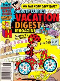 Cover Thumbnail for Vacation Digest Magazine (Harvey, 1987 series) #1