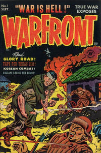 Cover Thumbnail for Warfront (Harvey, 1951 series) #1