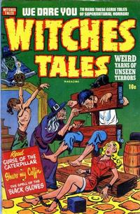 Cover Thumbnail for Witches Tales (Harvey, 1951 series) #5