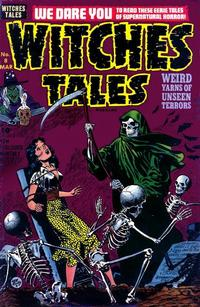 Cover Thumbnail for Witches Tales (Harvey, 1951 series) #8