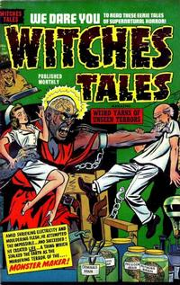 Cover Thumbnail for Witches Tales (Harvey, 1951 series) #11