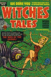 Cover Thumbnail for Witches Tales (Harvey, 1951 series) #12