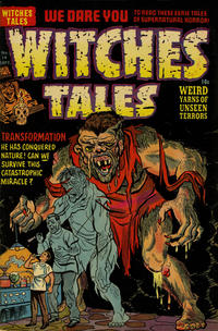 Cover Thumbnail for Witches Tales (Harvey, 1951 series) #14